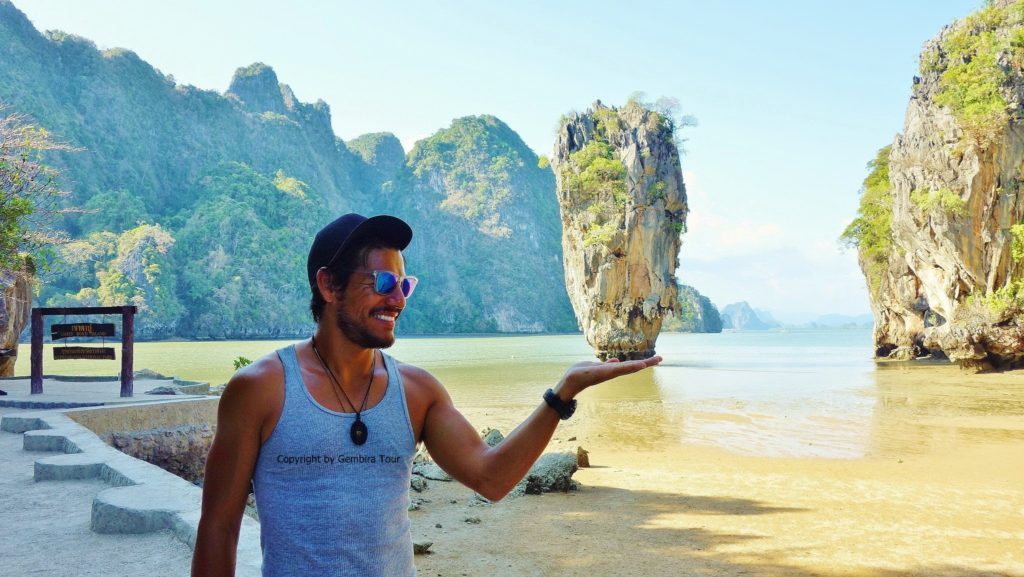 james bond island tour1